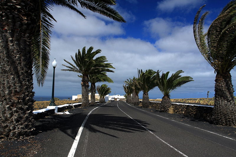 Car hire in Lanzarote