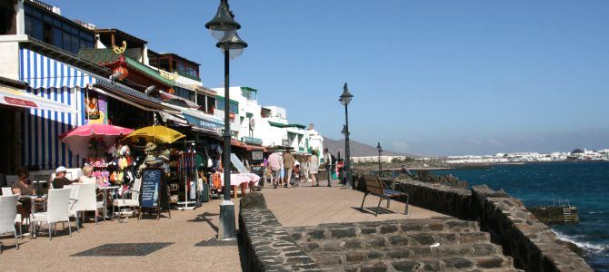 Restaurants in Playa Blanca