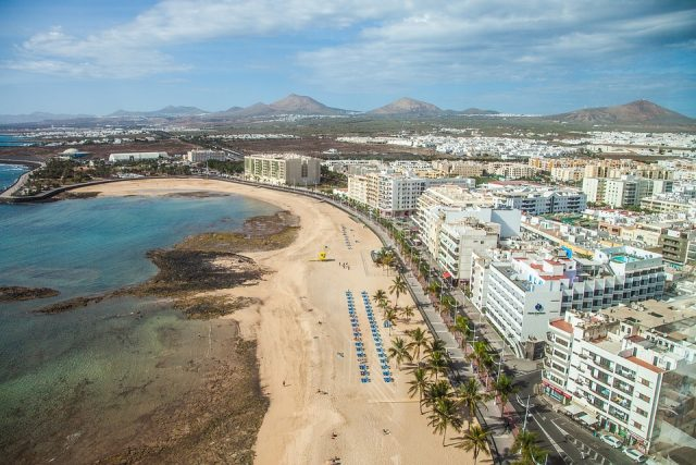 Lanzarote quiet places to stay