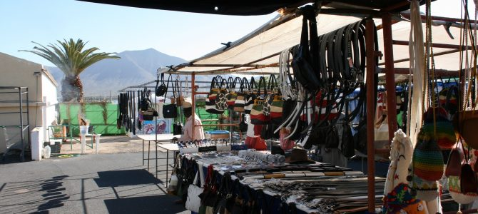 Haria and Teguise markets – Lanzarote