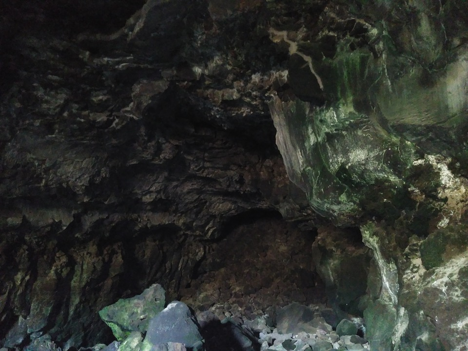 Caves in Lanzarote